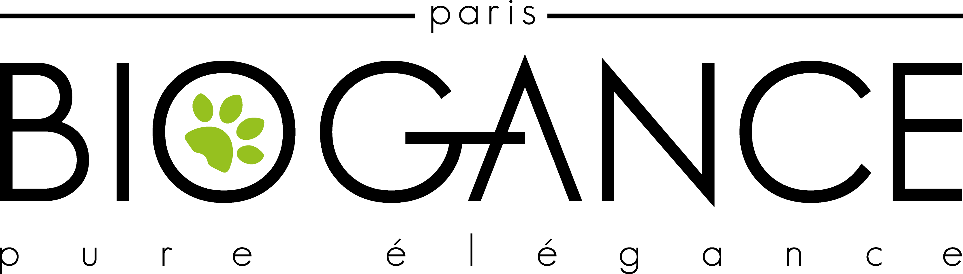 Logo marque biogance