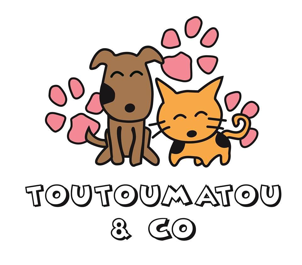 Logo Toutoumatou & Co, Partenaire Assur O'Poil, taxi animalier paca var, grasse, 06