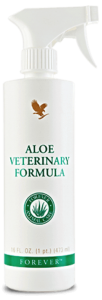 Aloe vera pour chien : Spray Forever
