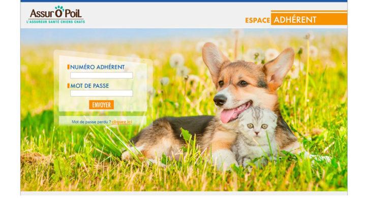 Assurance chien et chat : Espace Adhérent Assur O'Poil