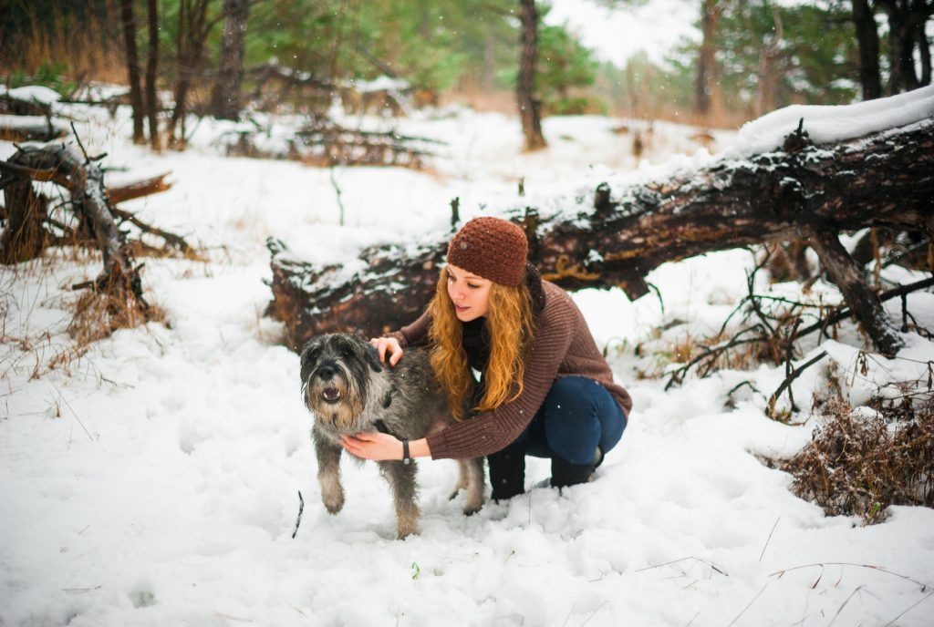 Sortir son chien en hiver : Pourquoi il nous faut pas changer la cadence